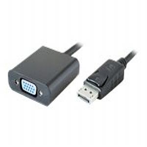AddOn DisplayPort cable - 7.9 in