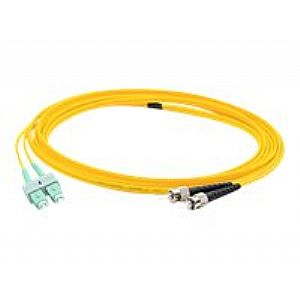 AddOn patch cable - 6.6 ft - yellow