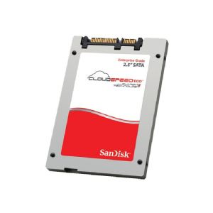 SanDisk CloudSpeed Eco - solid state drive - 960
