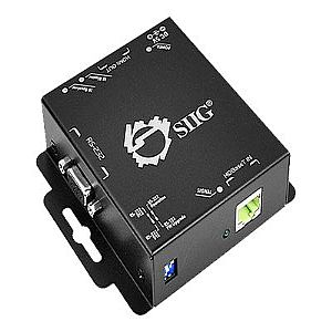SIIG HDMI Extender over Single CAT5e with RS-232