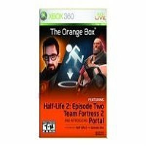 Electronic Arts The Orange Box - Xbox (9849)