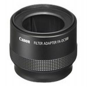 Canon FA-DC58B - filter adapter