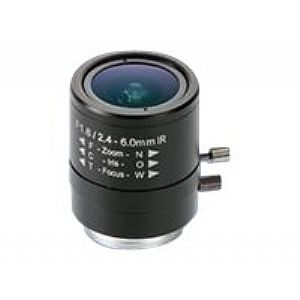 AXIS CCTV lens - 2.4 mm - 6 mm