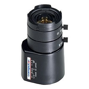 VARIFOCAL MEGAPIXEL LENS-4-8MM