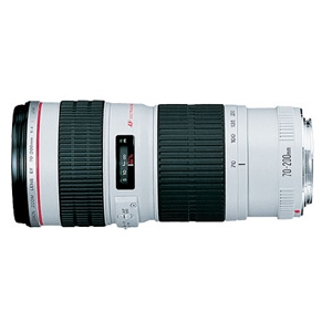 Canon Zoom Telephoto EF 70-200mm f/4.0L USM Lens