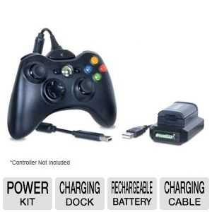 XBOX 360(R) RECHARGEABLE BATTERY POWER K