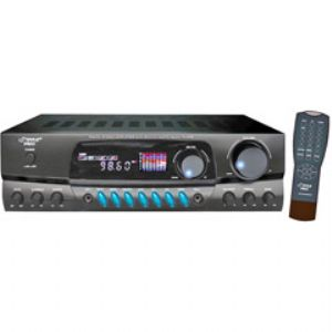 Pyle Audio 200 Watts Digital AM/FM Stereo Receiver