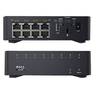 Dell Networking X1008P Switch - 463-5908