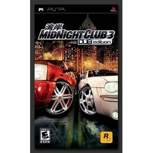 Take 2 Interactive Midnight Club 3: DUB Edition - PlayStation Portable