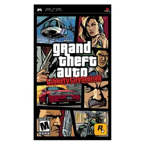 Take 2 Interactive Grand Theft Auto Liberty City Stories - PlayStation