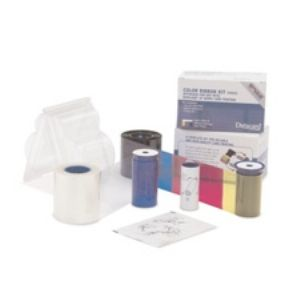 Datacard Adhesive cleaning sleeves