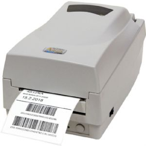 Sato OS-214plus Direct Thermal/Thermal Transfer Printer – Monochrome –
