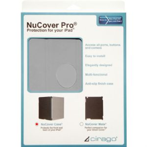 Cirago NuCover IPC3001GRY Carrying Case for iPad -