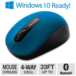 Microsoft PN7-00021 Bluetooth Mobile Mouse 3600
