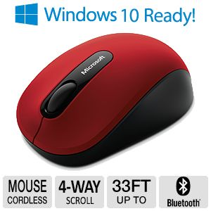 Microsoft PN7-00011 Bluetooth Mobile Mouse 3600