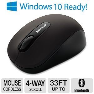 Microsoft PN7-00001 Bluetooth Mobile Mouse 3600