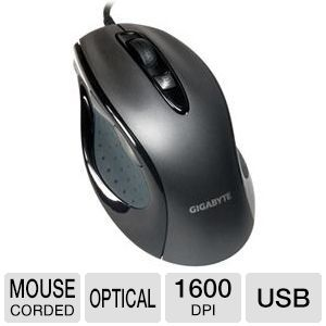 Gigabyte GM-M6800 Dual Lens Gaming Mouse