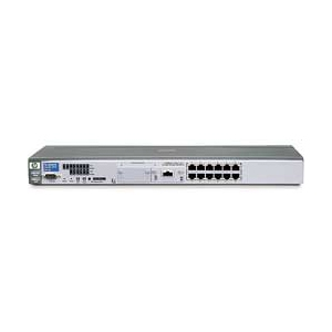 HP 12-Port Switch