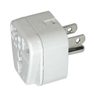 Conair Grounded Adapter Plug