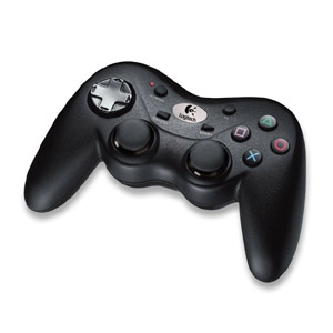 Logitech Cordless Precision Controller For PS3