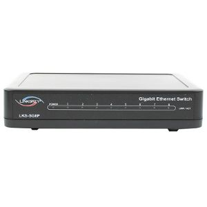 Linkskey LKS-SG8P Gigabit Ethernet Switch
