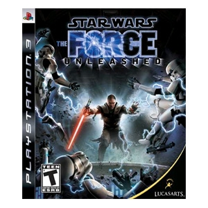 Lucas Arts Star Wars: The Force Unleashed - PLAYSTATION 3 (PS3) Game (