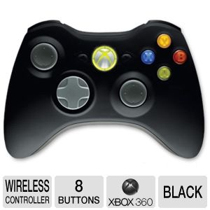 Microsoft Xbox 360 Wireless Controller - PC/XB360