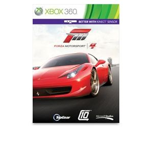 Microsoft Forza 4 Xbox 360 English NTSC DVD