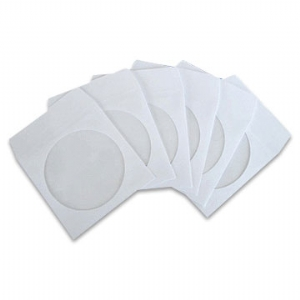 Microboards 4767 1000 Pack CD/DVD Sleeves