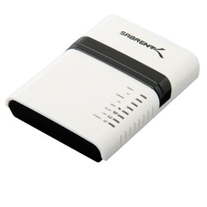 Sabrent NT-WR1N Portable Wireless-N 3G Network Router – 802.11n Connec