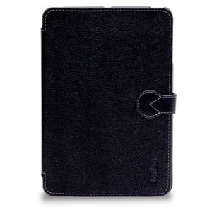 Toffee Leather Slim Folio Compatible with iPad®