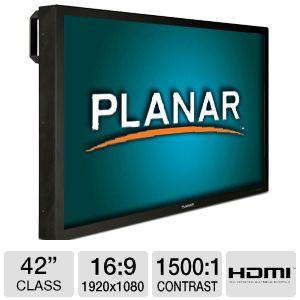 Planar PS4200 42 Class Widescreen LCD Monitor