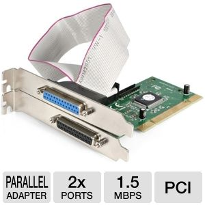 StarTech  PCI Parallel Adapter Card