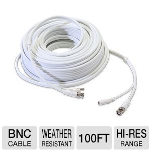 Swann SW271-S30 BNC to BNC Cable