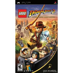 Lego Indiana Jones 2:Adventure Continues