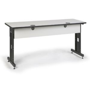 72  W x 24  D Training Table - Folkstone