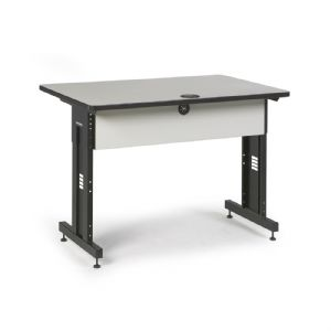 48  W x 30  D Training Table - Folkstone