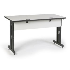 60  W x 30  D Training Table - Folkstone
