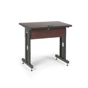 36  W x 24  D Training Table  - African