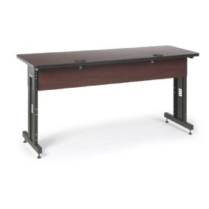 72  W x 24  D Training Table - African M