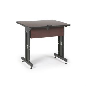 36  W x 30  D Training Table  - African