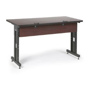 60  W x 30  D Training Table - African M