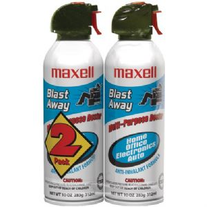 BLAST AWAY CANNED AIR (2 PK)