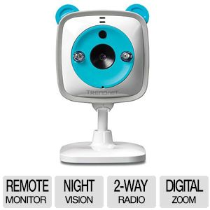 TRENDnet WiFi HD Baby or Pet Monitor