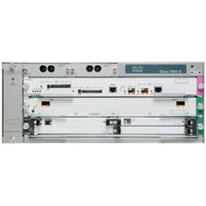 Cisco 7603-S Router Chassis - 7603S-RSP720C-P