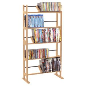 ELEMENT CD and DVD RACK