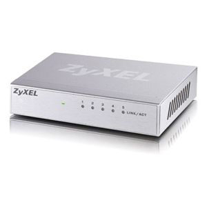 ZyXEL Desktop Gigabit Ethernet 5 Port Switch