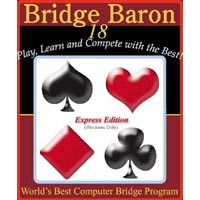 BRIDGE BARON 18 EXPRESS EDITION - More Info