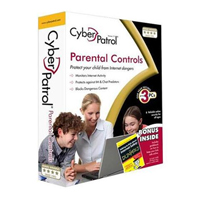 CYBERPATROL PARENTAL CONTROLS - More Info