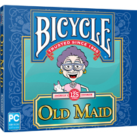 BICYCLE OLD MAID - More Info